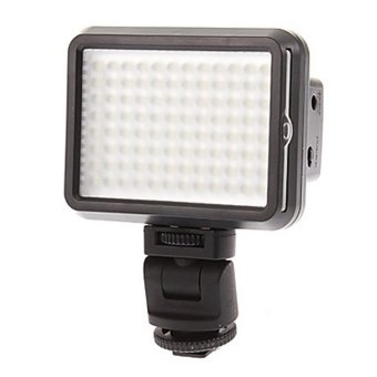 Harga Blz 126 LED Video Light for Camera DV Camcorder Canon Nikon Sony - HD-126 - Hitam