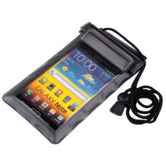 Harga Galaxy X Water Proof Safetycase for Sony Experia C5 Ultra - Black Magic