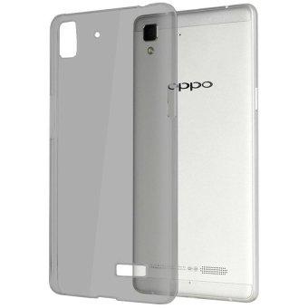 ... Harga Terbaru Ultrathin Softcase Oppo R7 Lite Hitam Clear