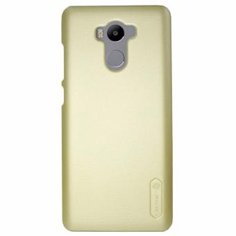 Harga Nillkin Frosted Shield Hardcase for Xiaomi Redmi 4 Prime - Gold