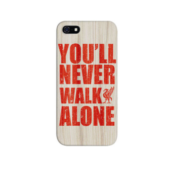 Harga Indocustomcase Liverpool YNWA Apple iPhone 5/5S Custom Hard Case