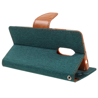 ... Wallet Case For Lg G3 from. Source · MERCURY GOOSPERY Canvas Leather Stand Cover with Card Slots for Xiaomi Redmi Note .