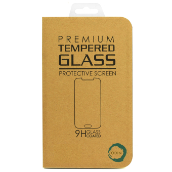 "Harga ODIN Tempered Glass for Samsung Galaxy Tab 3 8.0""- Transparant"