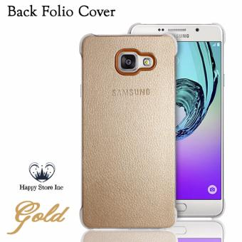 Happy Fashion Leather Protective Back Cover Polio Samsung Galaxy J5 Back Case Leather .