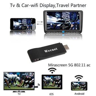 Harga AIR Games Wecast TV Stick Dongle EasyCast WiFi Ads Receiver - intl