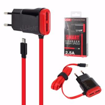 Harga Super Li-ion 3 in 1 Smartphone Charger