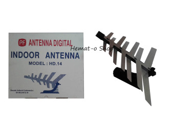 Harga PF HD-14 Digital Indoor Antenna
