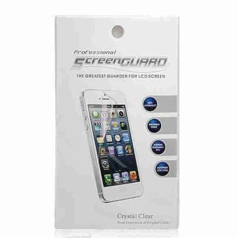 Harga Cantiq Anti Gores Clear For Samsung Galaxy Infinite I759 Ukuran 4.0 Inch Screen Guard / Screen Protection - Clear