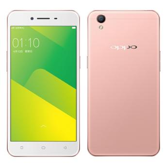 Harga Oppo A37 16GB 4G RoseGold