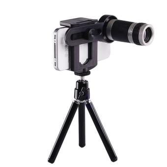 Harga Tele Lens 8x zoom + Holder