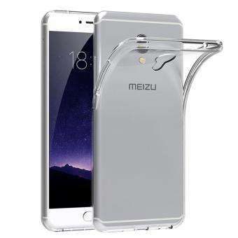 Ultra Slim Case for Meizu MX6 Soft TPU Transparent Protector Cover - intl, 83.000,