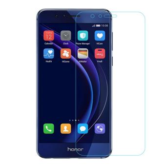 Harga Huawei Honor 8 Tempered Glass, Realwe HD Premium Tempered Glass Screen Protector 9H Hardness Bubble Free (For Huawei Honor 8) - intl
