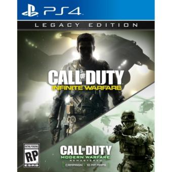 Harga Sony PS4 Call of Duty Infinite Warfare Legacy Edition Reg