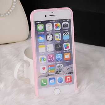 Gambar Produk Mooncase Case For Apple iPhone 6 / 6s Rhinestone Soft TPU Bling Glitter Transparent