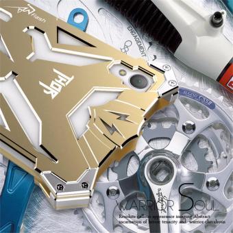 DAYJOY Luxury Cool Design Aerospace Aluminum Alloy Metal Protective Bumper Frame Cover Case .