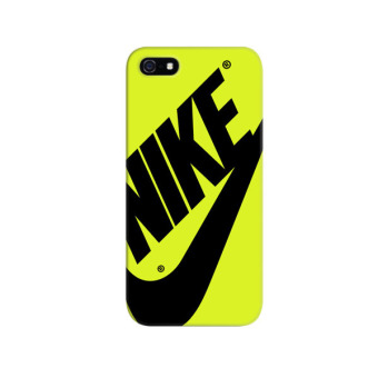 Harga Indocustomcase NIke Logo Apple iPhone 5 - 5S Custom Hard Case