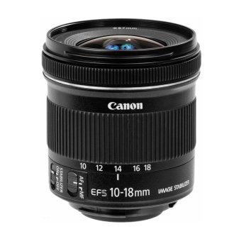Harga Canon EF-S 10-18mm f /4.5-5.6 IS STM