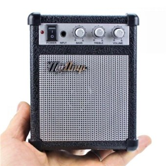 Harga MyAmp Classic Amplifier Portable Speaker (Guitar Look)