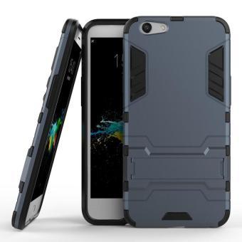 Daftar Harga Case Oppo F1 Plus R9 Casing Robot Kick Series Black Source .