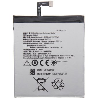 Lenovo Baterai BL245 Original For Lenovo S60