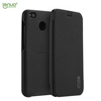 Luxus Riefen Leather Back Cover For Xiaomi Redmi 4x Pink Intl Cek Source .