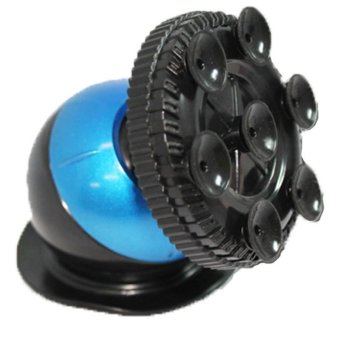 Harga Terios Multifungsi Phone Holder dengan Vacuum Suction Cup - Biru