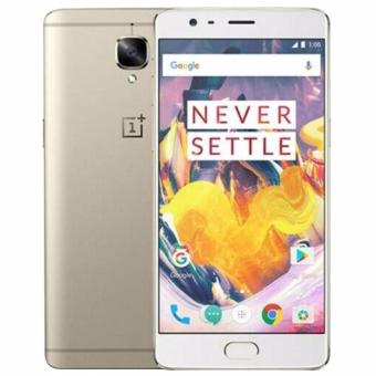 Harga OnePlus 3T-128GB-Soft Gold