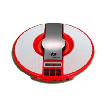 Harga VDR Bluetooth Speaker with MP3 FM Radio V-3900BT-1 UFO