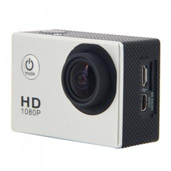 Harga uNiQue Action Cam- Action Camera 1080 P - 12 MP - Non Wifi - Grey