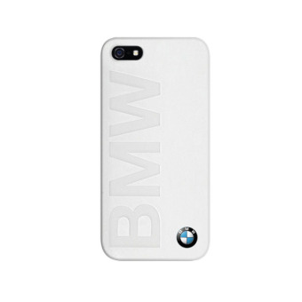 Harga Indocustomcase BMW Logo Apple iPhone 5 - 5S Custom Hard Case