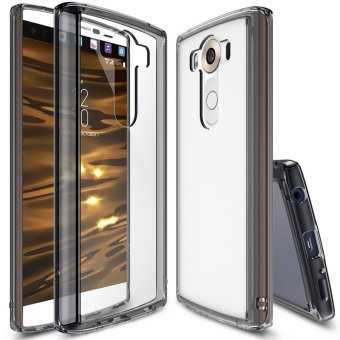 ... Xperia X Performance - intl. Ringke Fusion PC And TPU Back Cover Case For LG V10 (Smoke Black) -