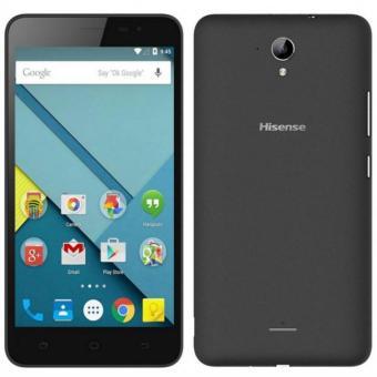 Ume Flip Leather Phone Cover For Hisense F20 Pureshot Flipcover Source · Hisense F20 8GB Hitam