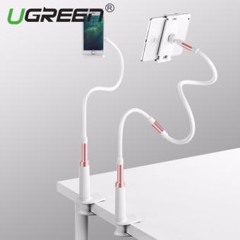 UGREEN universal fleksibel lengan panjang pemegang klip malas golongan untuk ponsel, perangkat GPS, Tablet
