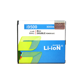 Harga Super Li-ion Battery For Samsung Galaxy S4 (i9500)