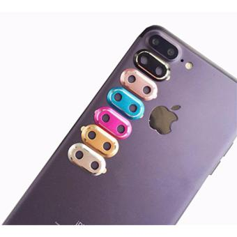 Harga Ring Camera Protector For Iphone 7 Plus List Silver Lens Protector
