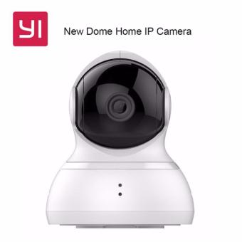 Harga XiaoYi Yi Dome 720P Home IP Camera China unlocked Version -Putih