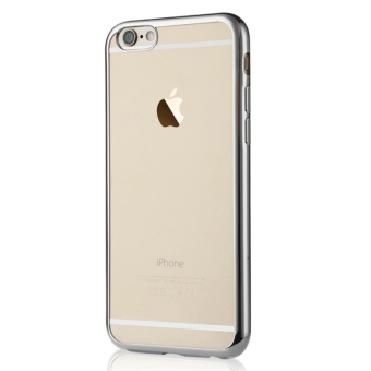 Harga Case Ultrathin Phone Case for Apple iPhone 5 / 5s - Silver