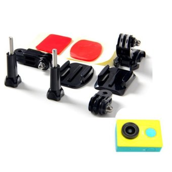 Harga Helm mount for Action Cam Gopro, Xiaomi Yi, Dll