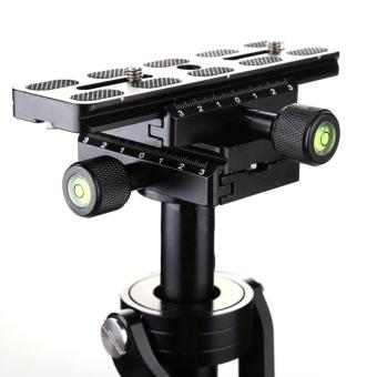 S60+ 60cm Mini Handheld Stabilizer Steadycam SteadicamDSLR Camera - intl - 3 .