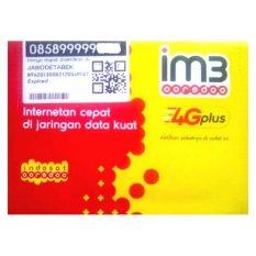 Indosat im3 0858 99999 273 Kartu Perdana Nomor Cantik Ooredoo 4G LTE