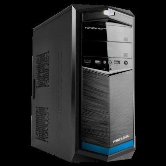 Intel Pc Rakitan Gaming Online - i3-4130 - ECS H81H3-M4 - 2Gb - 500Gb - HD6570 2Gb - Resmi