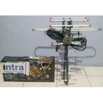 ... Intra INT-555DGT Antena TV Digital Remote+Booster - 3