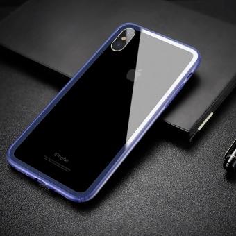 Iphone10 Silikon Bingkai Apple ID Set Chasing Luar Casing HP
