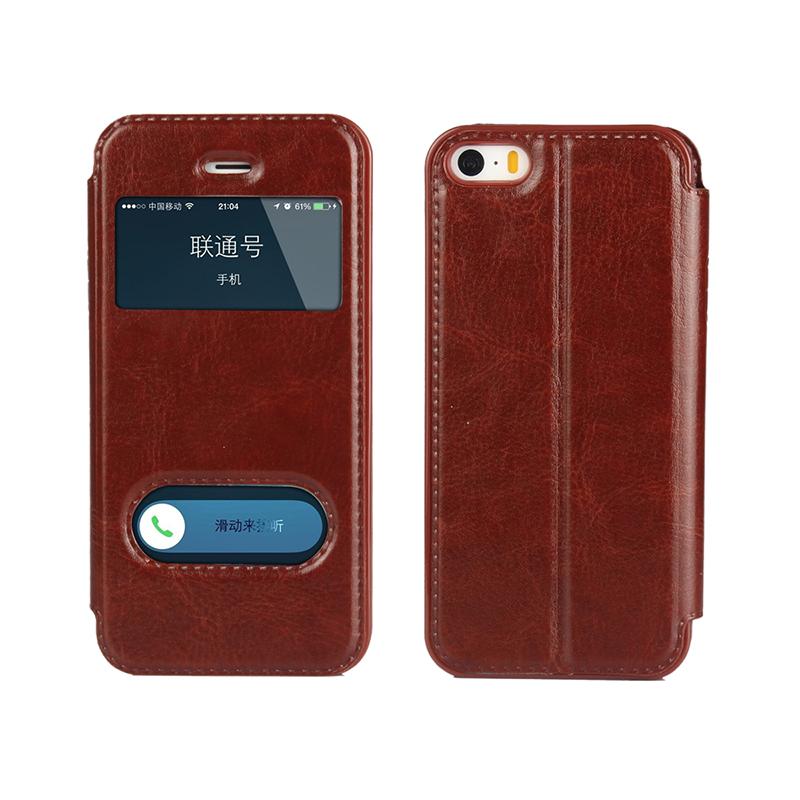 Iphone5se sandal merek populer sandal berdiri pelindung lengan sarung ponsel