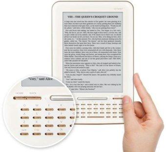iRiver Story HD - Ebook Reader Saingan Kindle