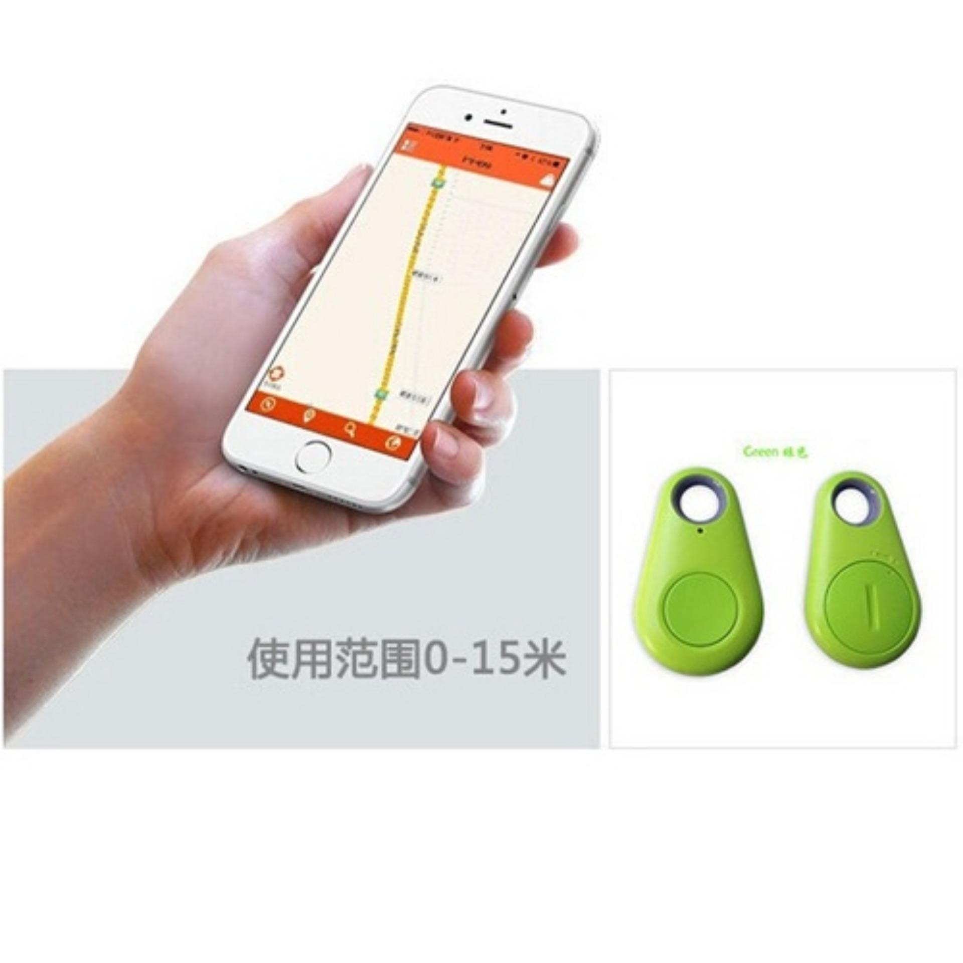 iTag Smart Bluetooth Tracker Wireless Remote Shutter - Black ...