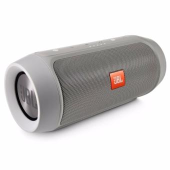 JBL Charge 2 Plus Wireless Bluetooth Speaker Portable Splassproof - Grey