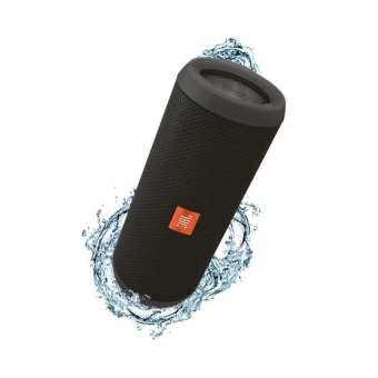 JBL Flip 3 Wireless Bluetooth Speaker - Hitam