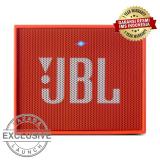 JBL GO Portable Bluetooth Speaker - Oranye