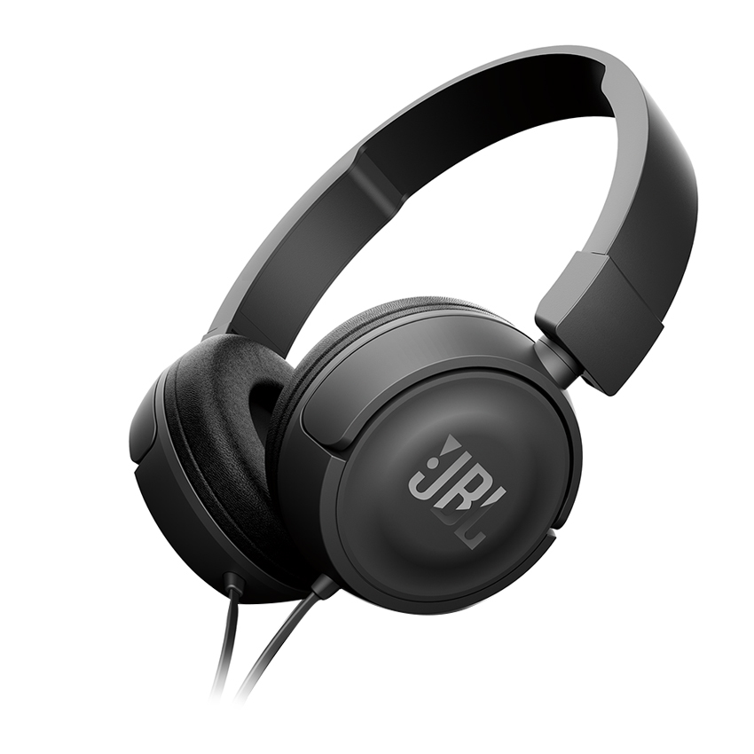... JBL T450 On-Ear Headphone - Hitam